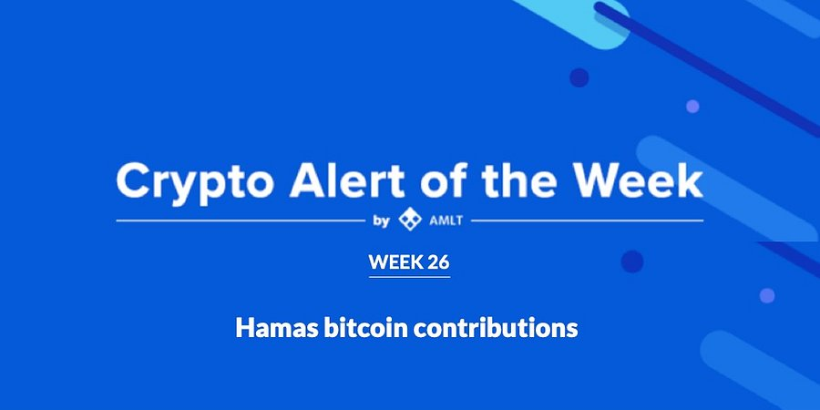 Hamas bitcoin contributions originate from wallets on the largest cryptocurrency exchange
