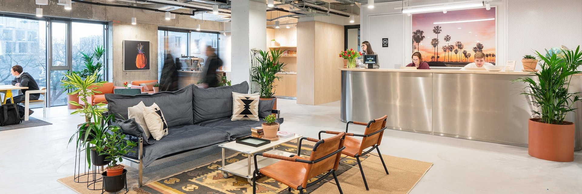 Browary Warszawskie to become one of the largest shared workspaces in Poland