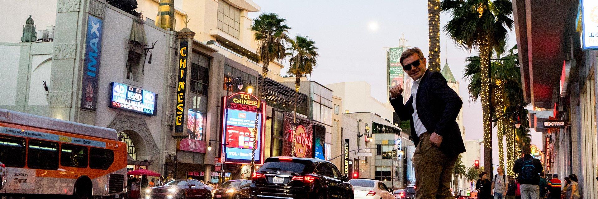 """CANAL+ w oczekiwaniu na Oscary® wywołało… """"Zawieruchę w Hollywood"""""""