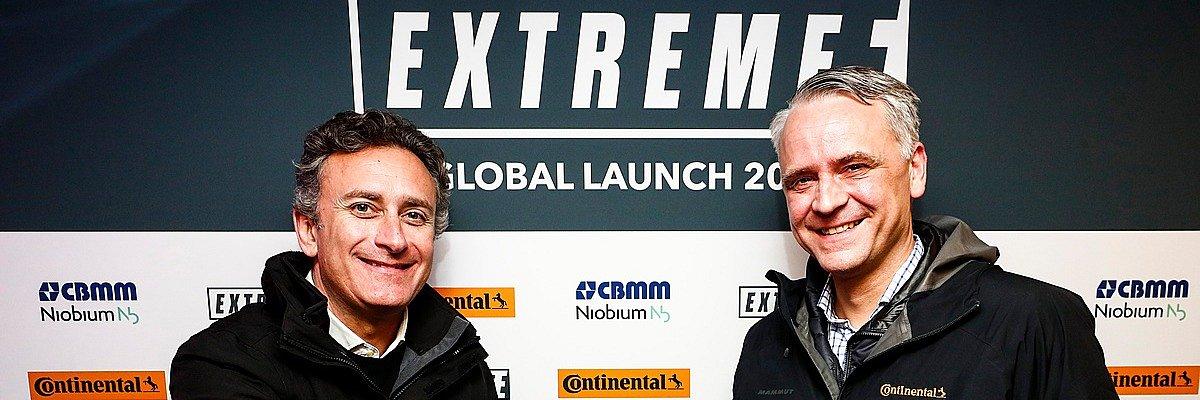 Continental partnerem Extreme E – serii rajdów terenowych dla pojazdów elektrycznych