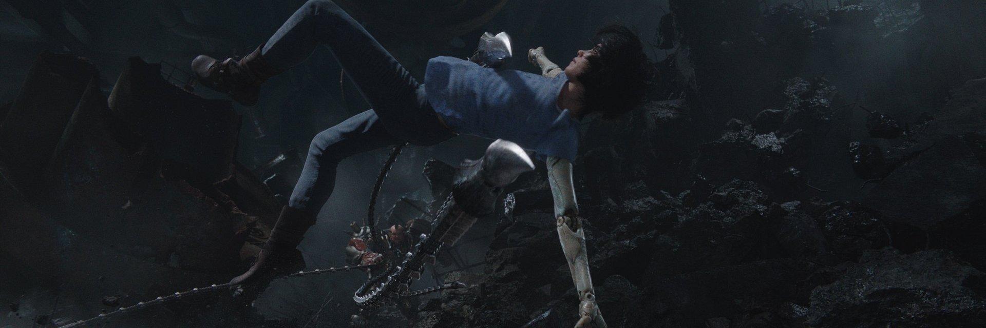 """Alita: Battle Angel"" - w kinach od 14 lutego"