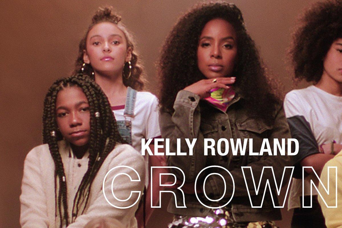 """Kelly Rowland powraca z """"Crown"""""""
