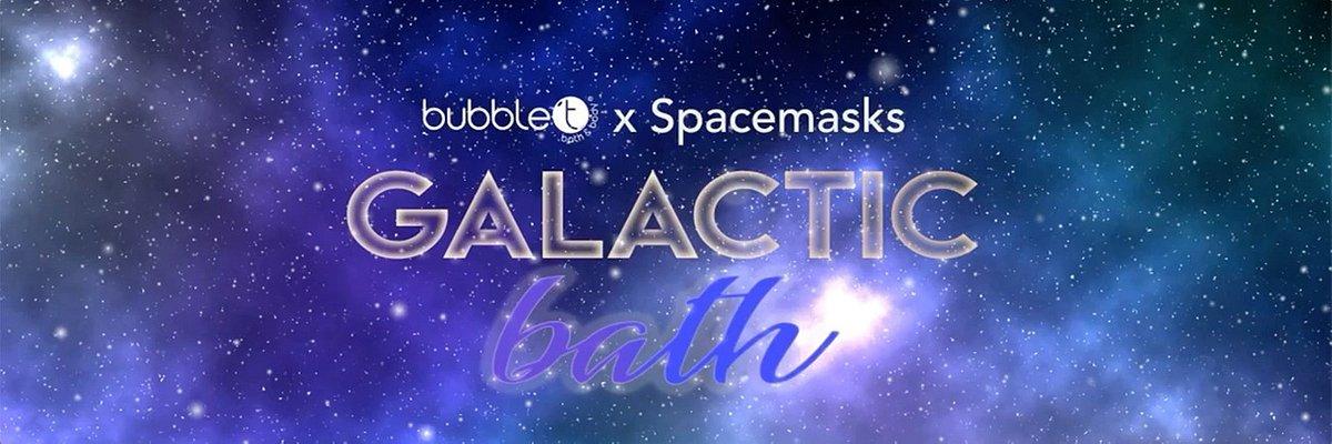 Bubble T launches BubbleTxSpacemasks collaboration