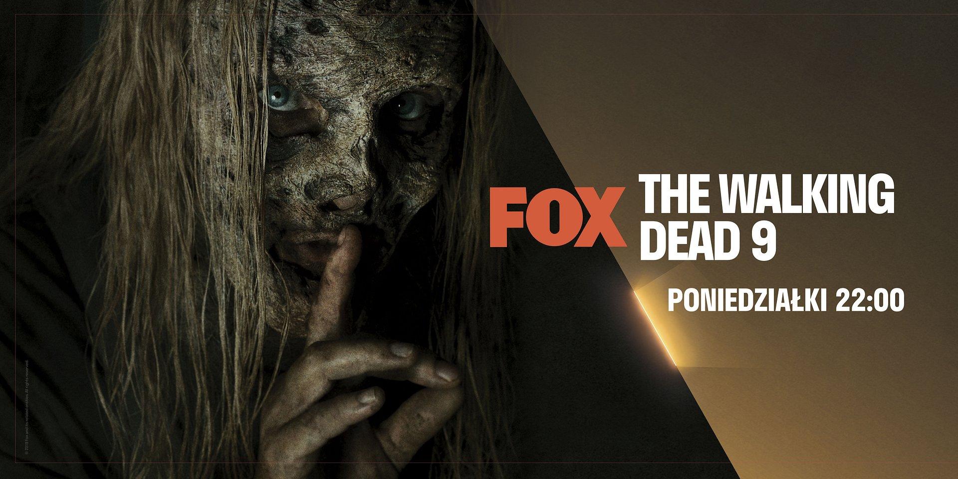Szepty słychać nie tylko po zmroku! Druga połowa 9. sezonu The Walking Dead już 11 lutego na FOX!