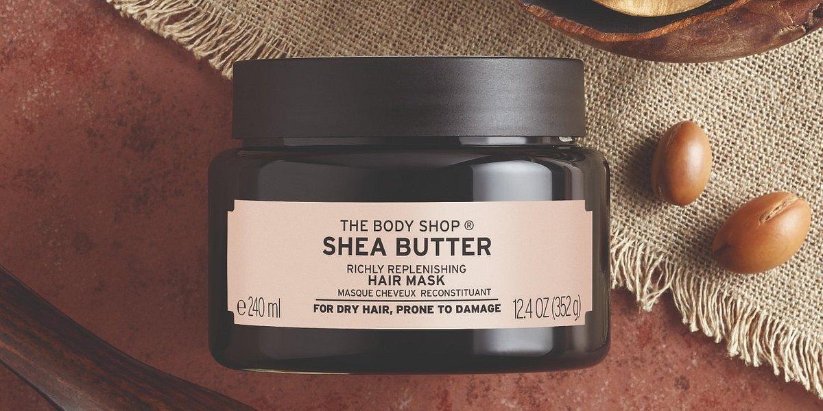 Piękne włosy z regenerującą kuracją od The Body Shop