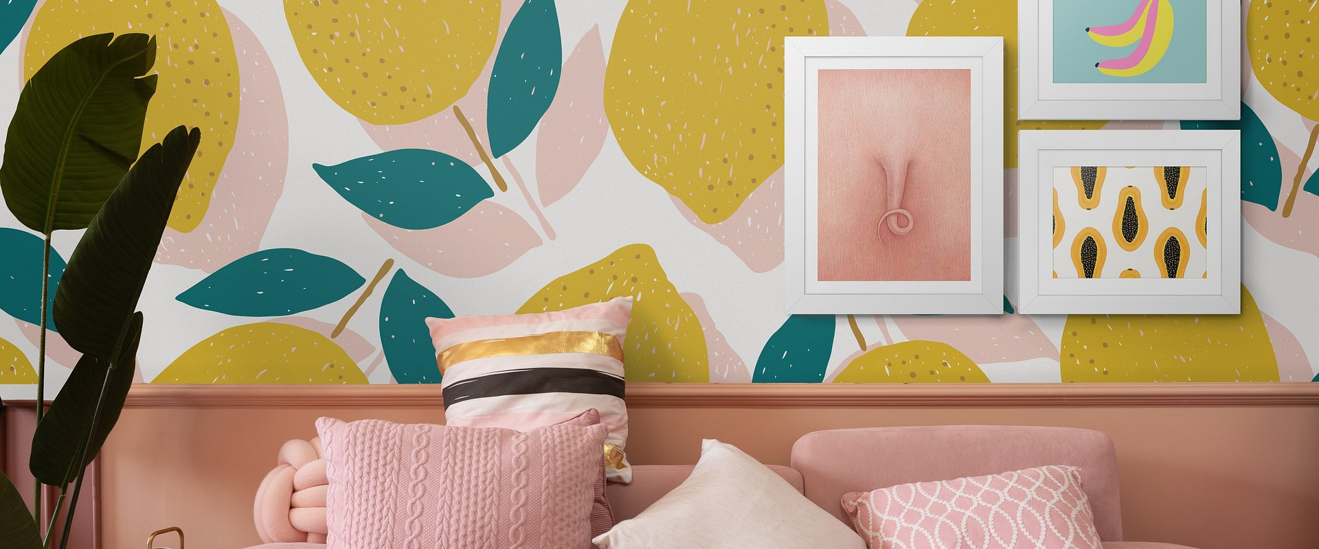 Spring color therapy: rebel yellow in the interior