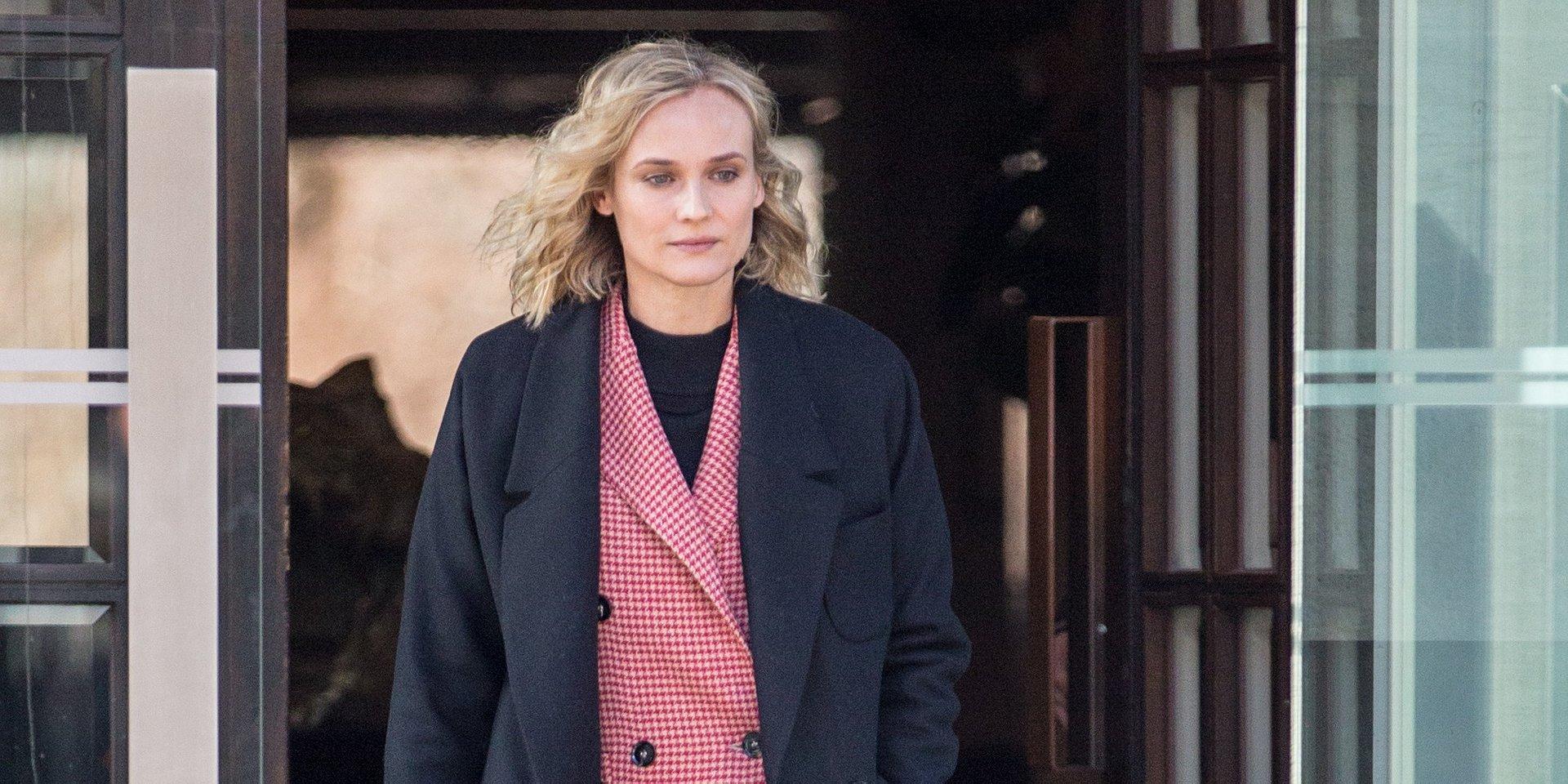 SPOTTED: Diane Kruger podbija Berlin w stylizacji MANGO!