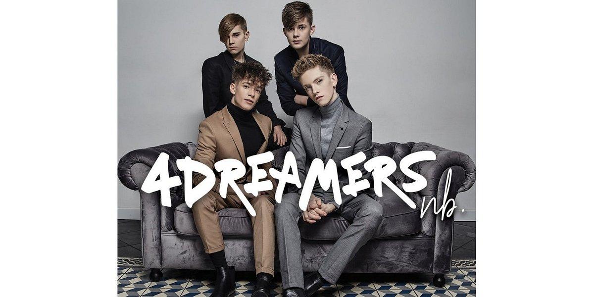 """4Dreamers z nowym albumem """"nb."""". Pierwszy nakład sprzedany w zaledwie kilka godzin!"""