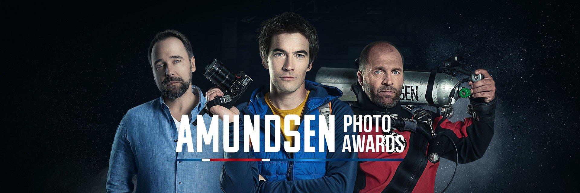 The Digitals z realizacją dla Amundsen Photo Awards.