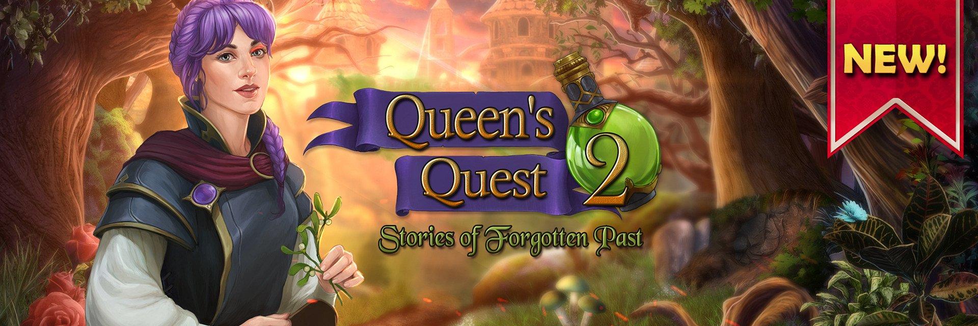 Queen's Quest 2 debiutuje na konsolach!