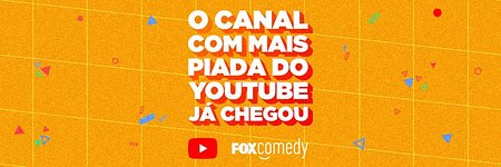 O FOX COMEDY CHEGOU AO YOUTUBE