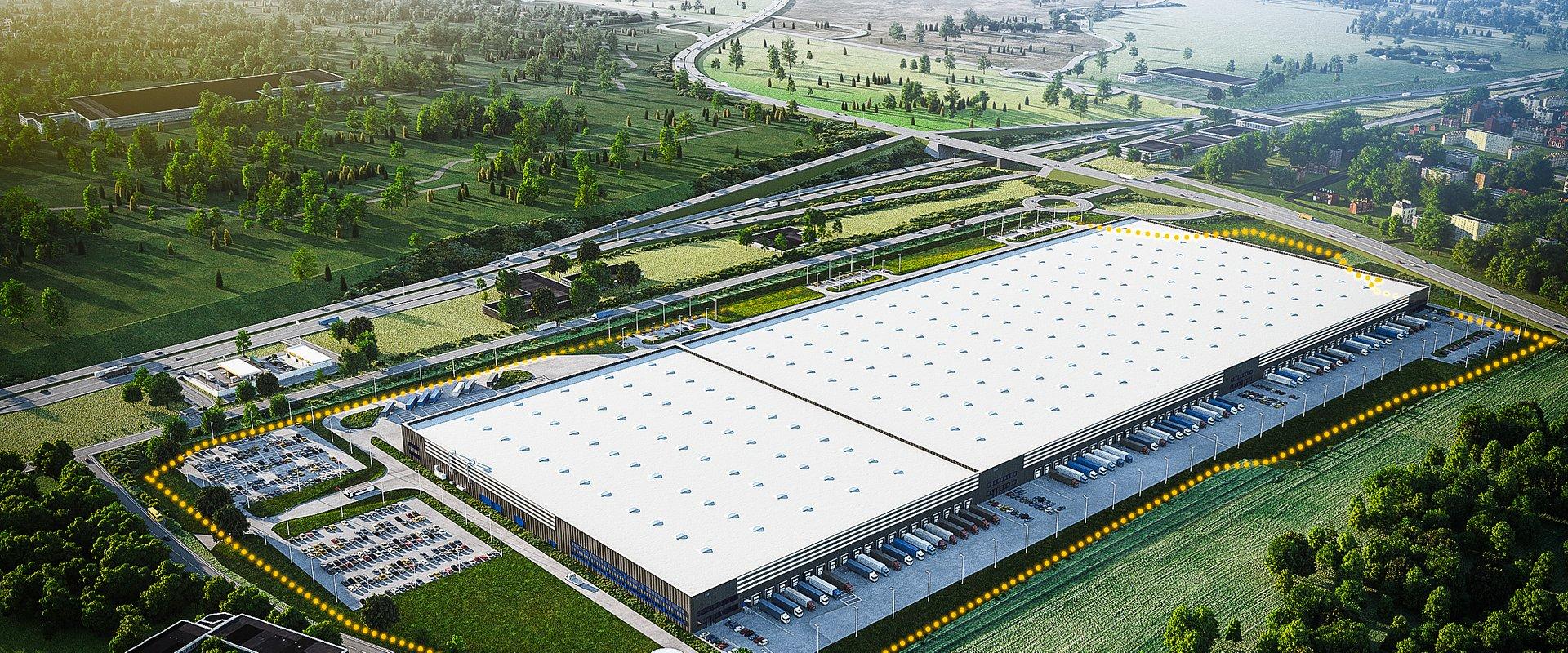 IWM Automation pierwszym najemcą w Hillwood Ruda Śląska