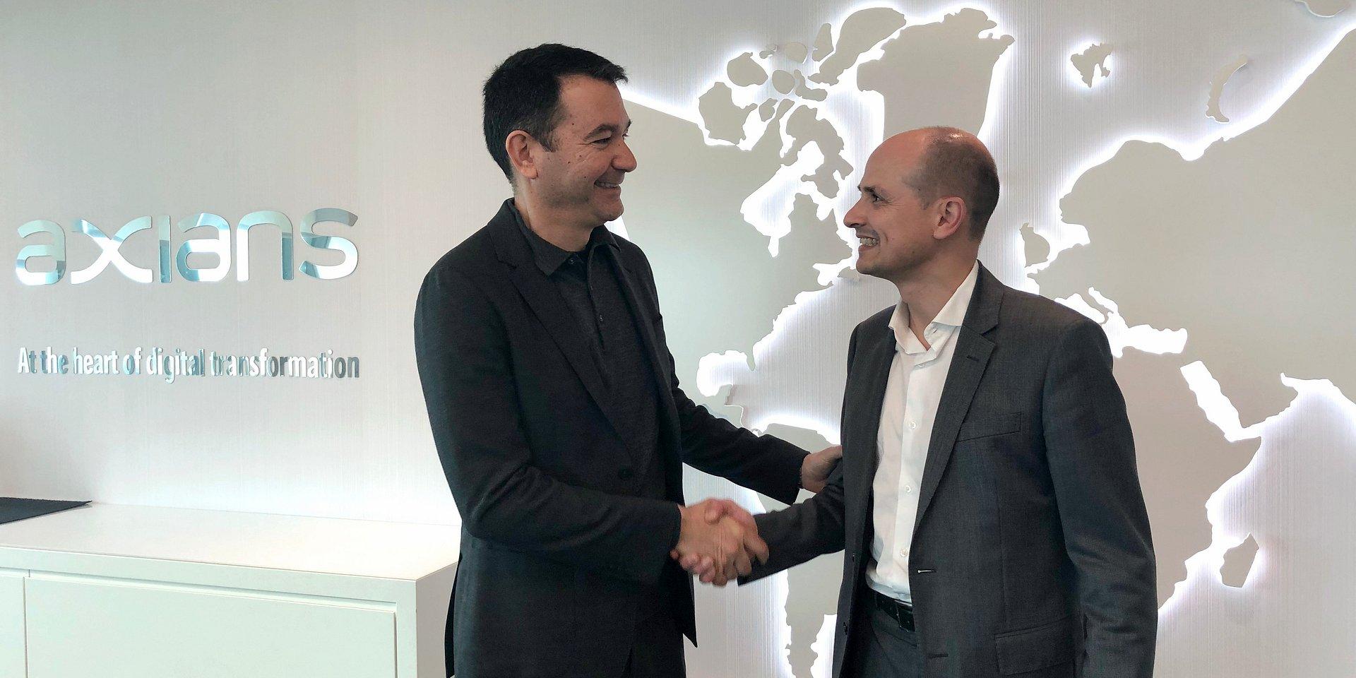 Axians Portugal e SAS preveem futuro dos negócios e estabelecem parceria estratégica