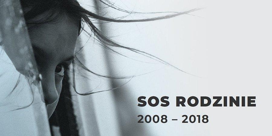 SOS Rodzinie - alarmujący raport SOS Wiosek Dziecięcych