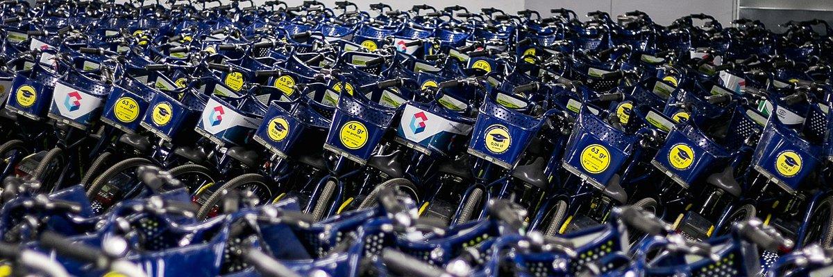 Pracowita zima serwisu Wavelo. Przed wiosną ponad 1300 rowerów przechodzi renowację