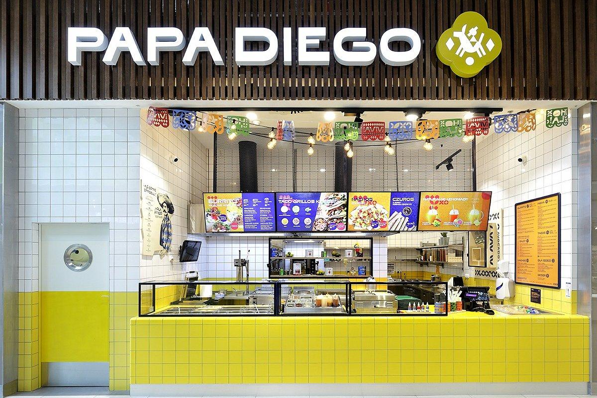 Galeria Wołomin poszerzyła ofertę restauracyjną o Papa Diego
