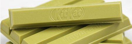 KITKAT Green Tea Matcha traz o sabor do Japão para Portugal