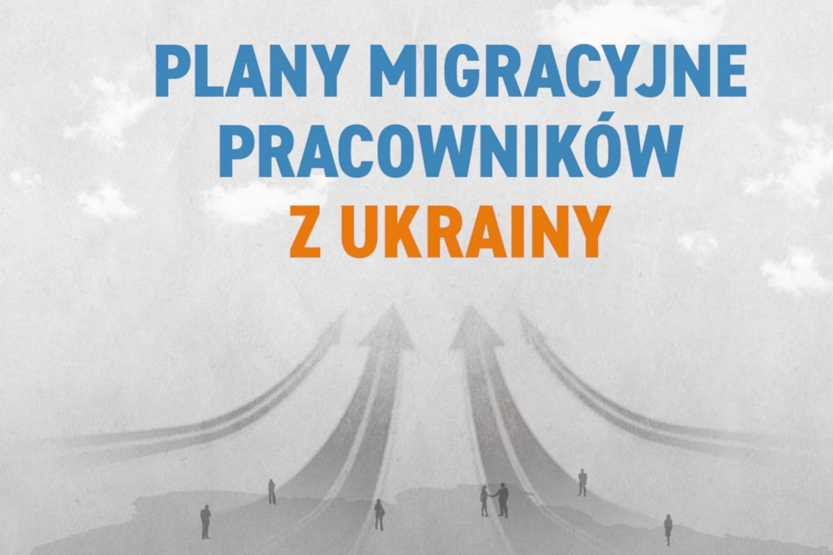 Trzech na czterech pracowników z Ukrainy chce kontynuować pracę w Polsce