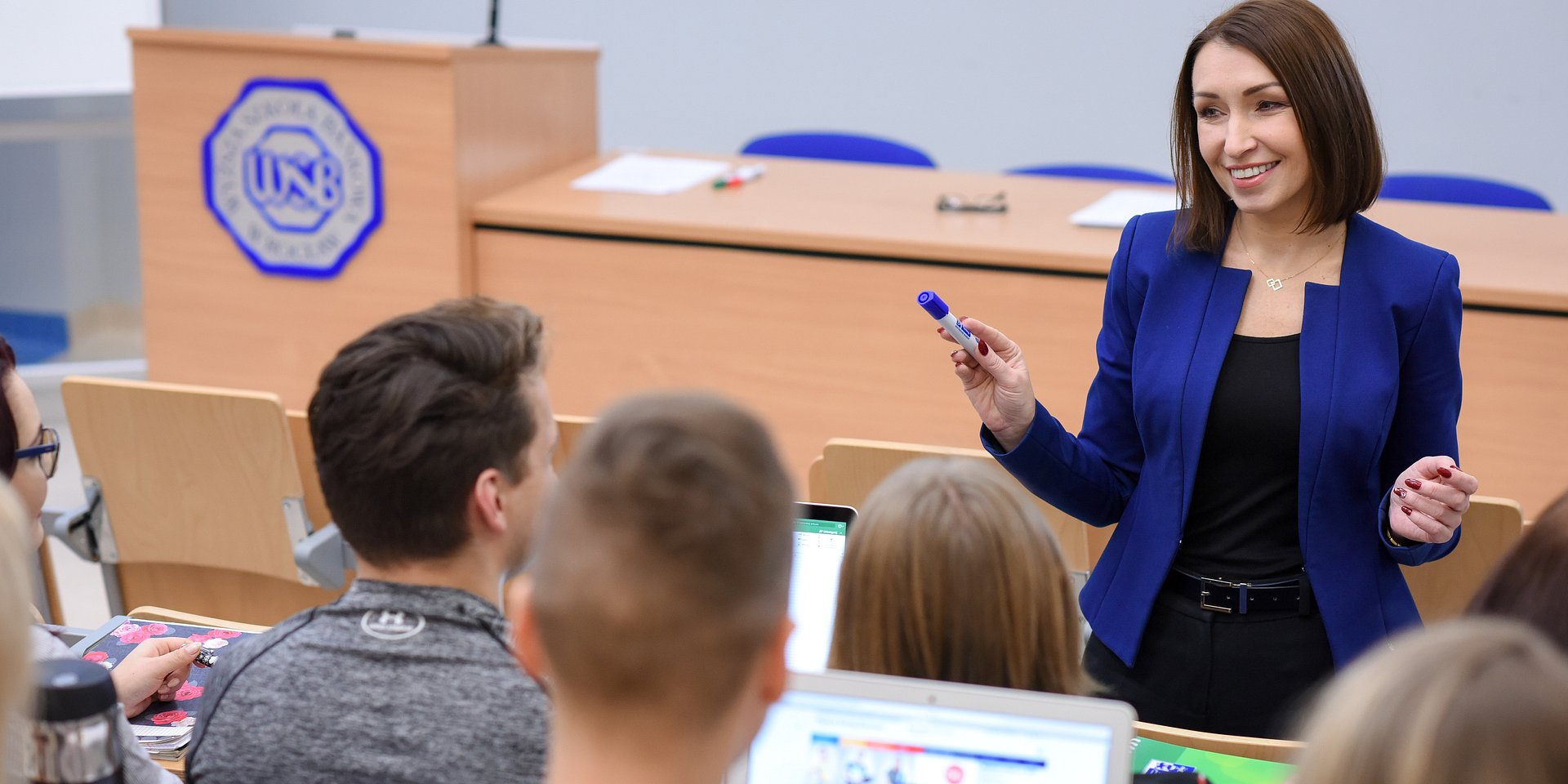 Nauka i praktyka - czyli studia w Wyższej Szkole Bankowej!