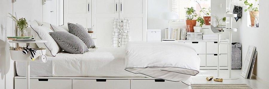 W sypialni najważniejsze dla Polaków jest… posiadanie osobnej poduszki. IKEA oraz infuture institute zwracają uwagę na postępujący kryzys relacji międzyludzkich.