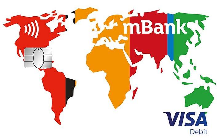 mKarta Svět od mBank přináší nejlevnější placení v zahraničí