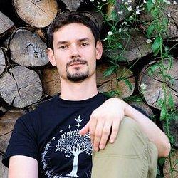 Radosław Rak na Pyrkonie 2019