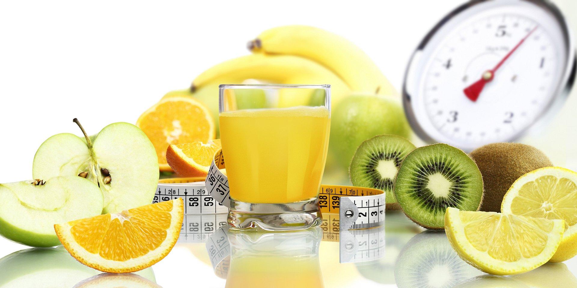Sok owocowy ma wysoki indeks glikemiczny: PRAWDA CZY FAŁSZ?