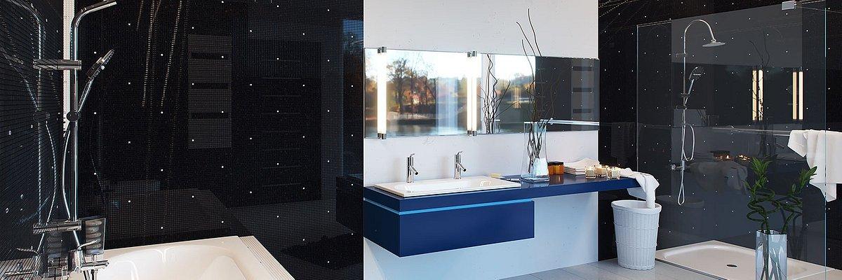 Nowoczesny prysznic – 100% designu i komfortu