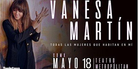 Vanesa Martín vuelve a México con su esperada nueva gira