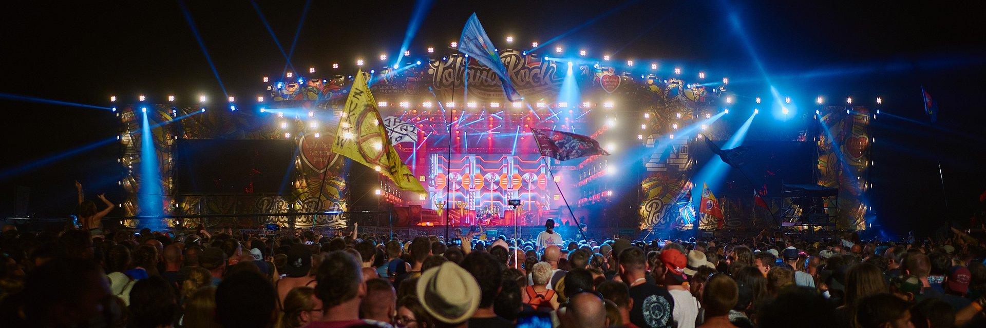 Pol'and'Rock Festival nominowany do Nagrody Publiczności - FRYDERYK 2019