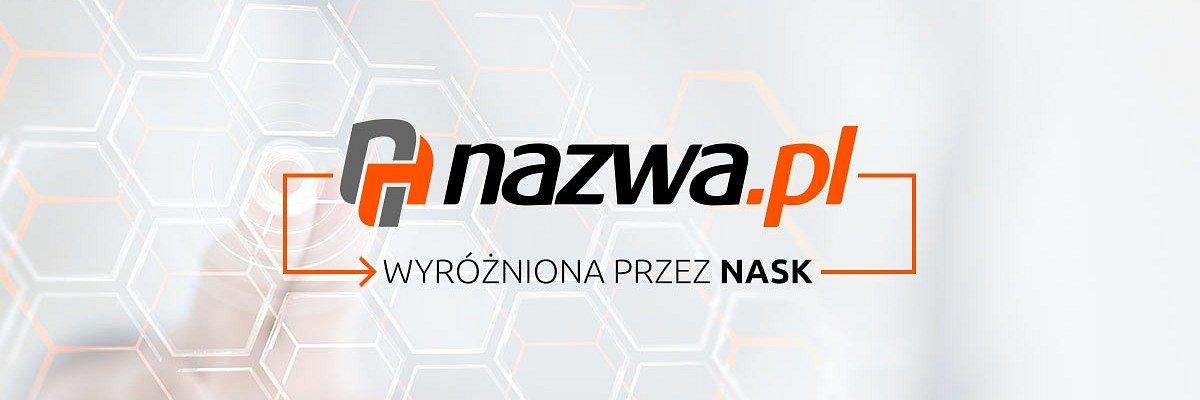 Nazwa.pl wyróżniona przez NASK