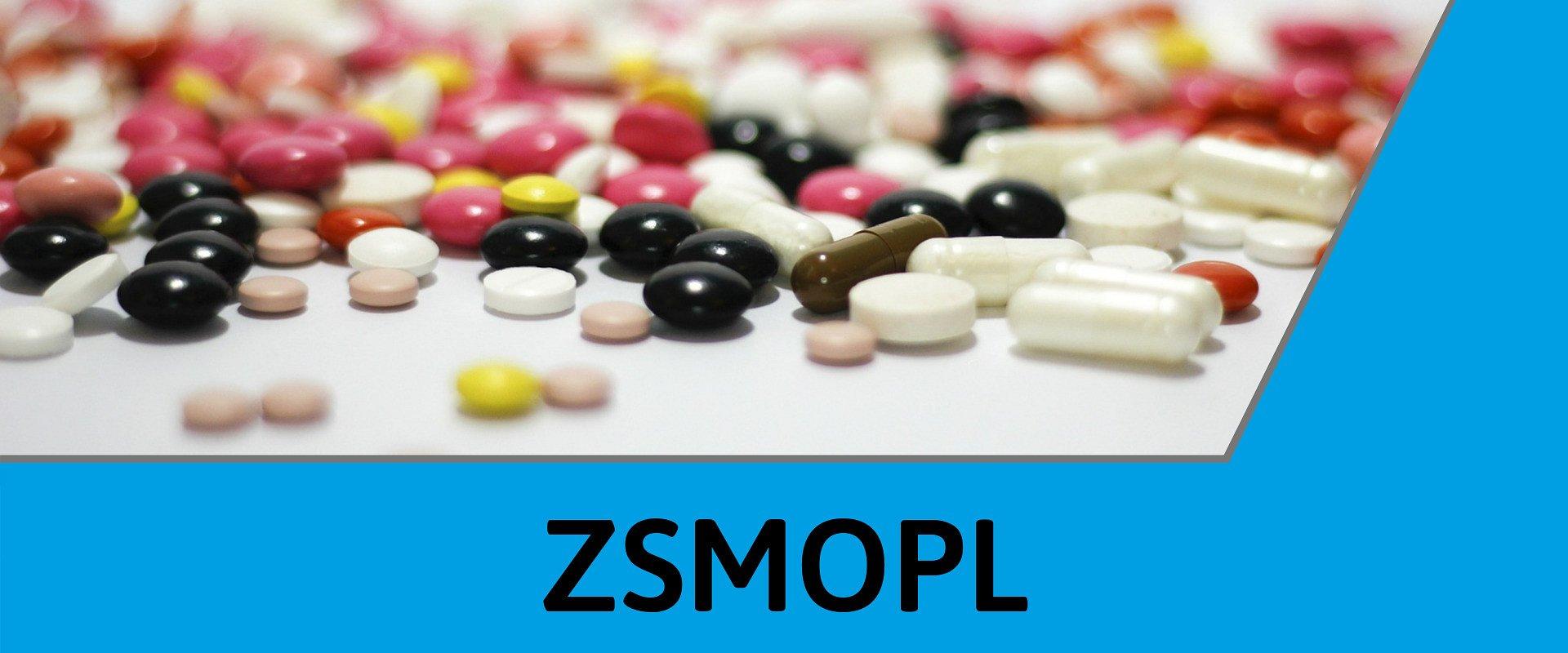 Zintegrowany System Monitorowania Obrotu Produktami Leczniczymi (ZSMOPL)