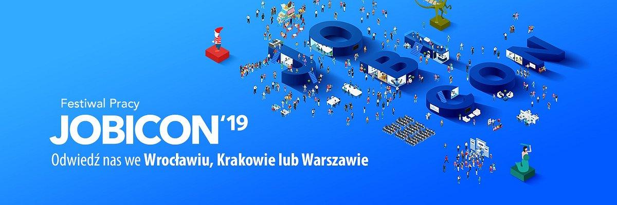 JOBICON w Krakowie już 12 marca. Wpadnij do Tauron Arena!