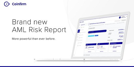 Introducing the brand-new Coinfirm AML Platform and Risk Reports.