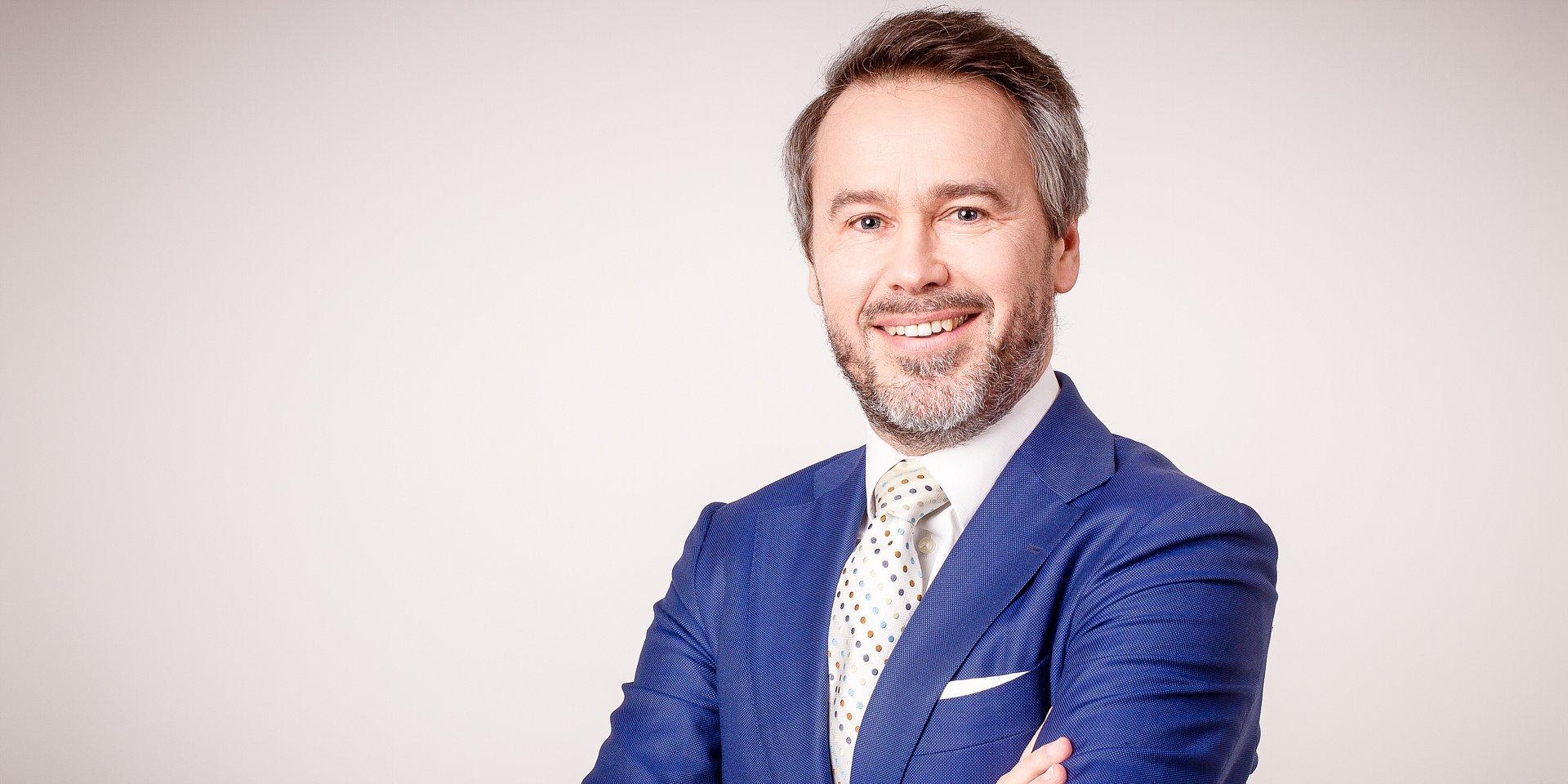 Patrick Delcol nastupuje jako vedoucí panevropského maloobchodního trhu