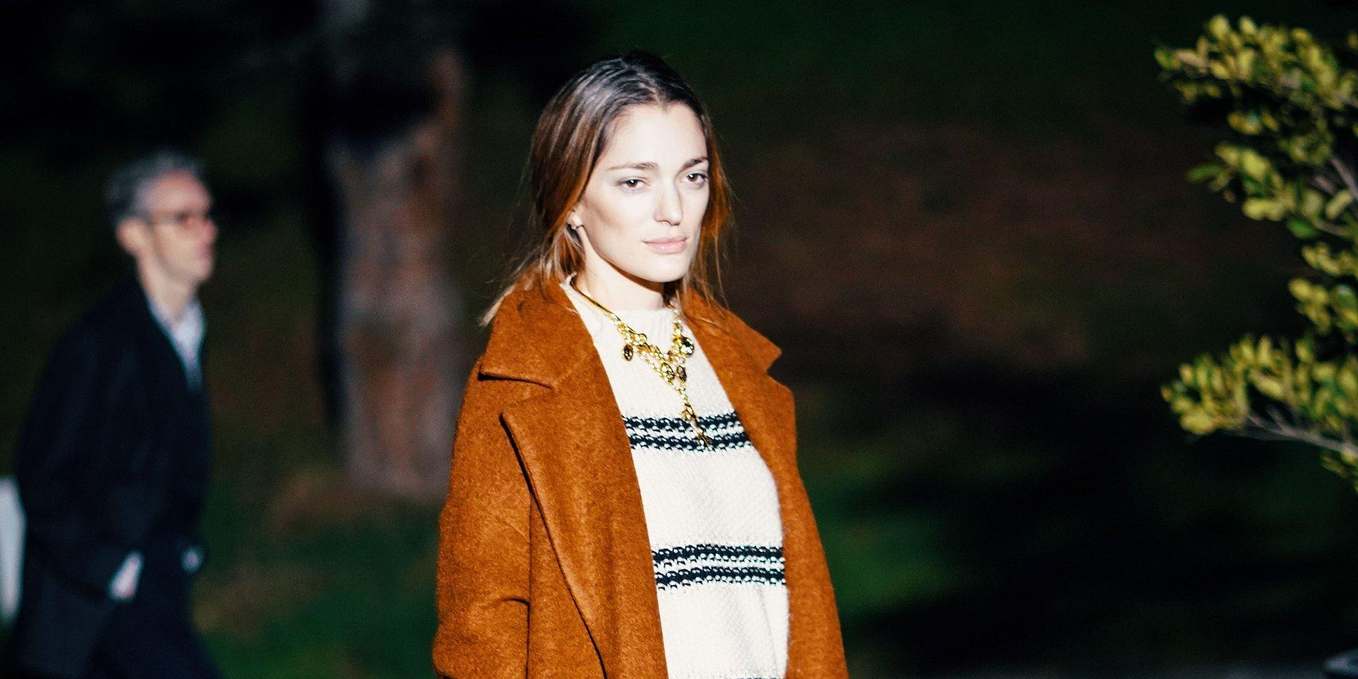 Sofía Sánchez de Betak podbija Paris Fashion Week w stylizacjach MANGO!