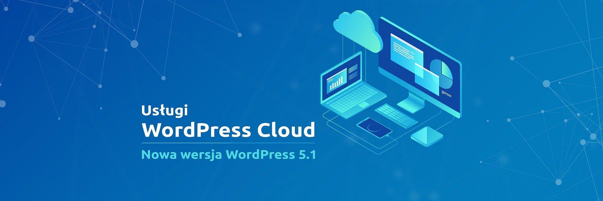 Aktualizacja WordPress 5.1 w nazwa.pl