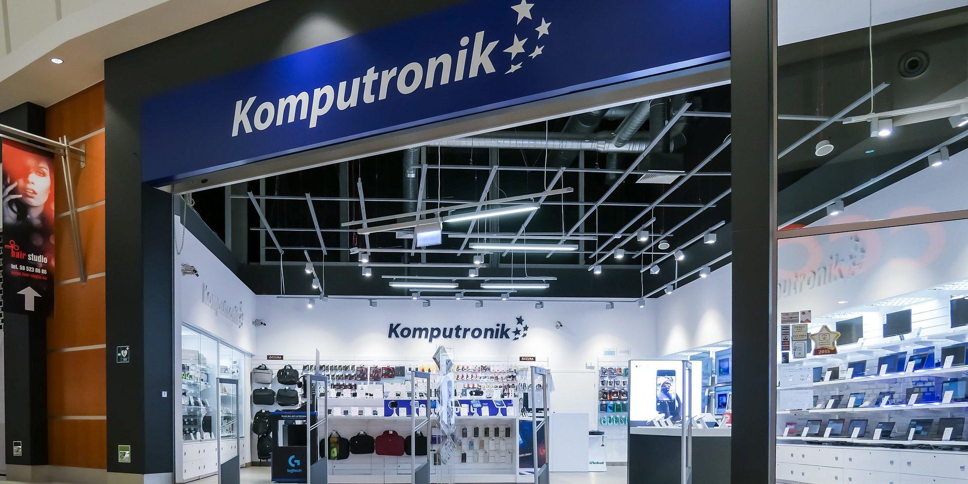 Salon Komputronik w Jarosławiu powiększa powierzchnię sklepu i świętuje urodziny