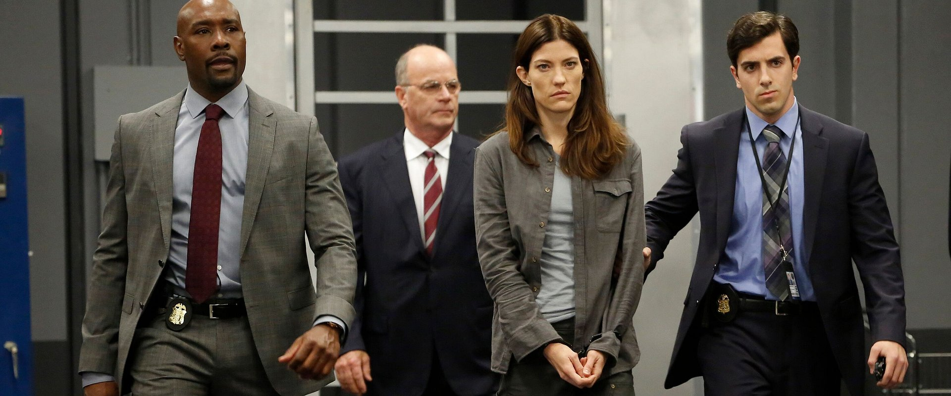 JENNIFER CARPENTER E MORRIS CHESTNUT REGRESSAM À FOX EM NOVA SÉRIE 'THE ENEMY WITHIN'
