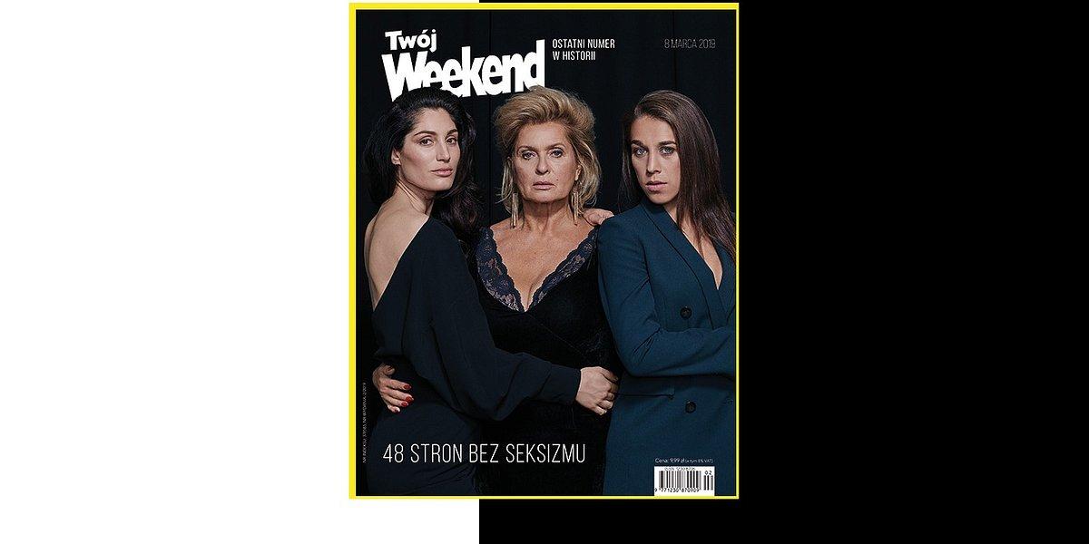 """Ostatni """"Twój Weekend"""" – Gazeta.pl kupuje i… zamyka kontrowersyjny magazyn erotyczny"""