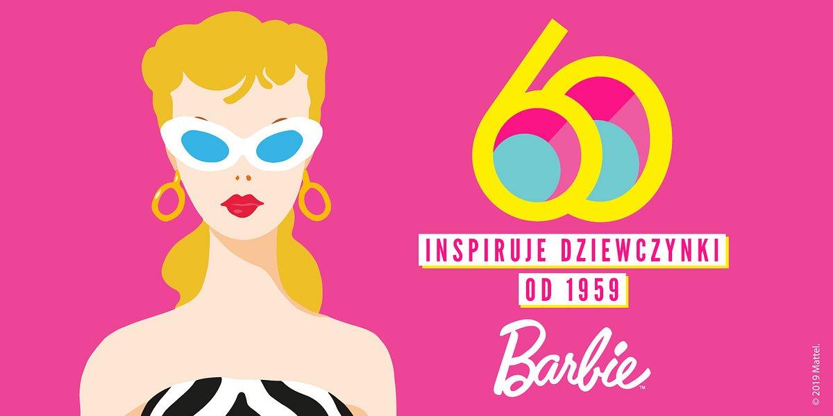 Barbie™ świętuje 60 lat inspirowania dziewczynek