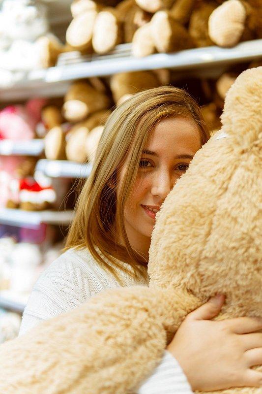 """Akcja charytatywna """"Przytul się"""" w Focus Mall Zielona Góra"""
