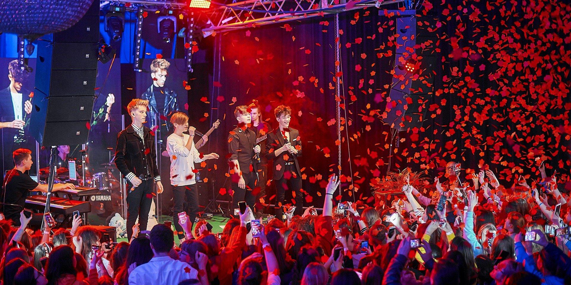 """4Dreamers rozpoczęli trasę """"Crush Tour By Zozole"""""""