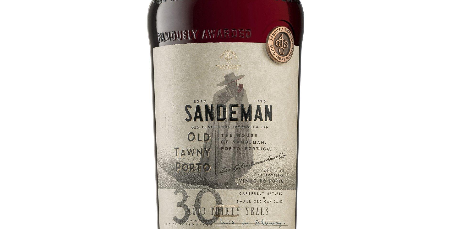 Sandeman é a marca de Vinho do Porto mais premiada do mundo pelo 6º ano consecutivo