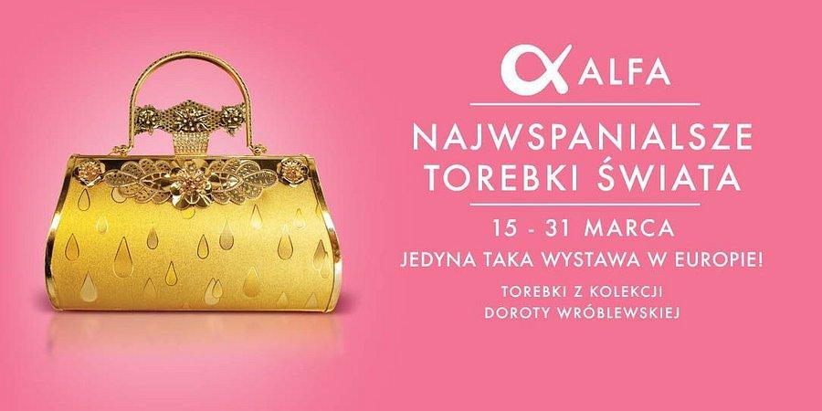 """""""Najwspanialsze torebki świata"""" w Alfa Centrum Białystok, czyli podróży do świata stylu, szyku i elegancji"""