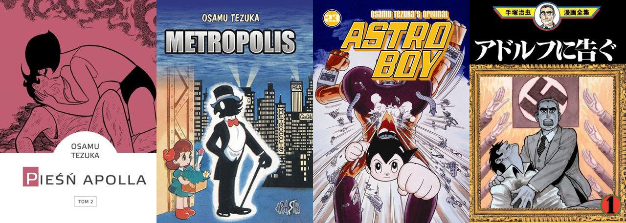 Osamu Tezuka – człowiek, który zmienił mangę i stał się bogiem