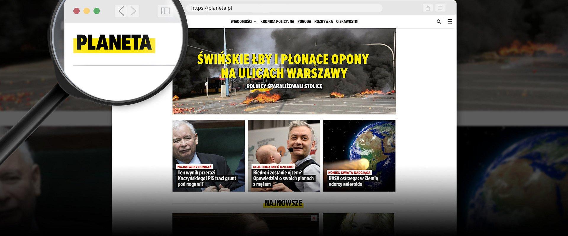 Eurozet z nowym serwisem Planeta.pl