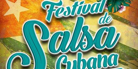 Conferencia de prensa, Festival de la Salsa Cubana