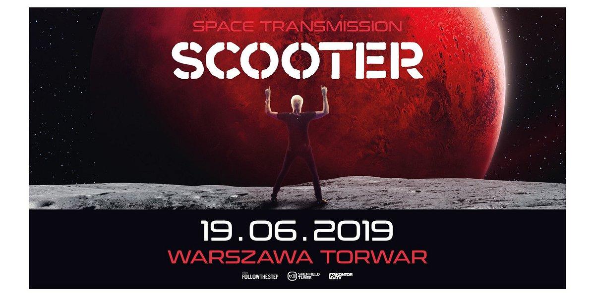 Scooter na warszawskim Torwarze
