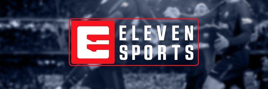 ELEVEN SPORTS DISPONÍVEL EM SMART TV'S